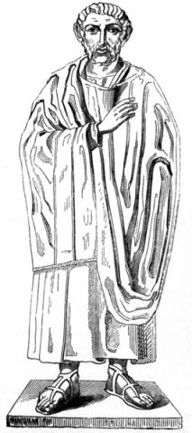 St. Ambrose c. 340-397